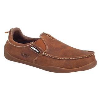 Georgia Cedar Falls Moc Toe Oxford Tan