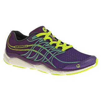 Merrell All Out Flash Blue / Lime