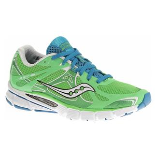 Saucony Mirage 4 Green / Blue