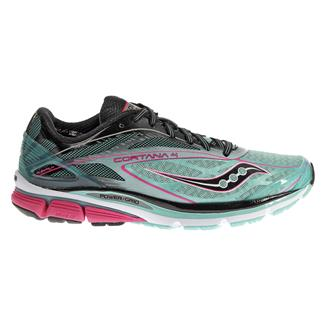 Saucony Cortana 4 Blue / Pink / Black