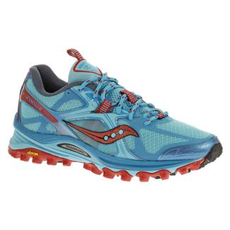 Saucony Xodus 5.0 Blue / Red