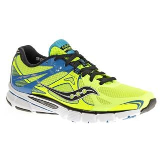 Saucony Mirage 4 Citron / Black / Blue