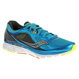 Saucony Kinvara 5 Blue / Black / Citron