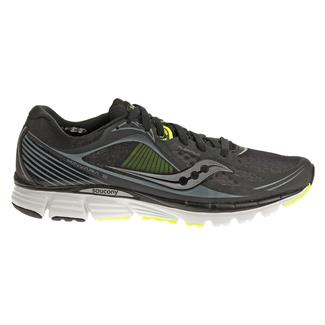 Saucony Kinvara 5 Black / Gray / Citron