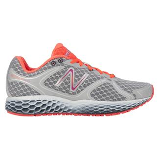 New Balance 980 Silver / Coral