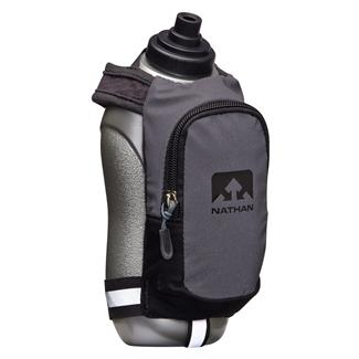 Nathan SpeedDraw Plus BlackLight Water Bottle Black Reflective