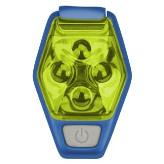 Nathan HyperBrite Strobe Signaling Light Sulfur / Nathan Blue / Estate Blue