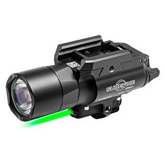 SureFire X400 Ultra Weapon Light Green Laser