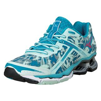 Mizuno Wave Creation 15 Honeydew / Jazzy / Caribbean Sea