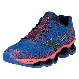 Mizuno Wave Prophecy 3 Dazzling Blue / Dress Blue / Tangerine Tango