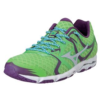 Mizuno Wave Hitogami Green Flash / Caribbean Sea