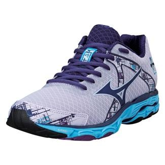 Mizuno Wave Inspire 10 Orchid Hush / Blue Depths / Alaskan Blue