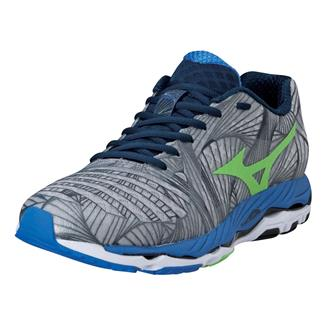 Mizuno Wave Paradox Alloy / Green Flash / Dazzling Blue