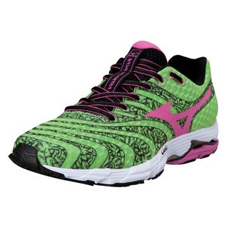 Mizuno Wave Sayonara 2 Green Flash / Electric / Black