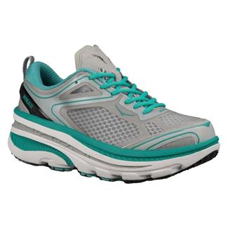 Hoka One One Bondi 3 Baltic / Hi Rise / White