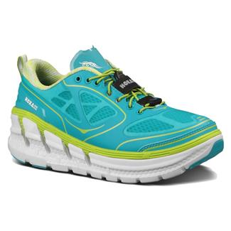 Hoka One One Conquest Aqua / White / Acid