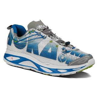 Hoka One One Huaka White / Blue / Lime