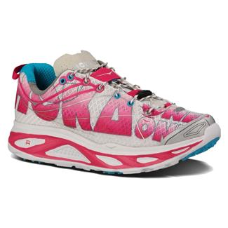 Hoka One One Huaka White / Pink / Gray