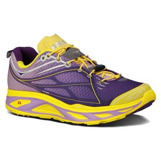 Hoka One One Huaka Purple / Yellow / Parme