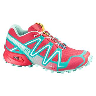 Salomon Speedcross 3 Papaya-B / Softly Blue / Goo Blue