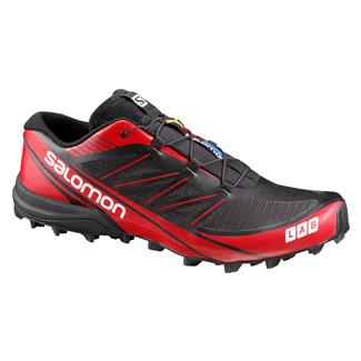 Salomon S-Lab Fellcross 3 Black / Black / Racing Red