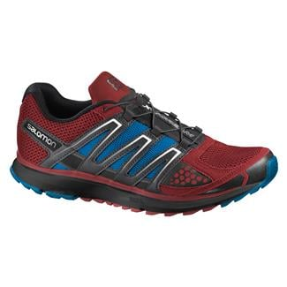 Salomon X-Scream Flea / Black / Union Blue