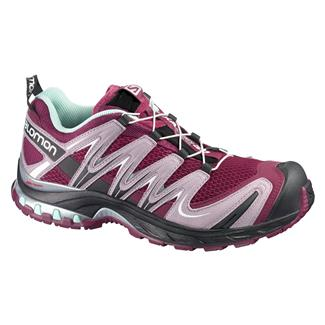 Salomon XA Pro 3D Bordeaux / Crocus Purple / Black