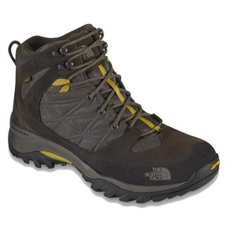 The North Face Storm Mid WP Weimaraner Brown / Antique Moss Green