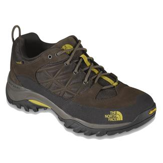 The North Face Storm WP Coffee Brown / Antique Moss Green