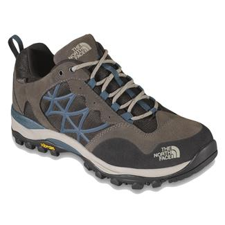 The North Face Storm WP Coffee Brown / Prussian Blue