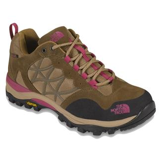The North Face Storm WP Tannin Brown / Passion Pink