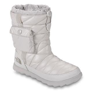 The North Face ThermoBall Bootie Shiny Moonlight Ivory / Moonlight Ivory