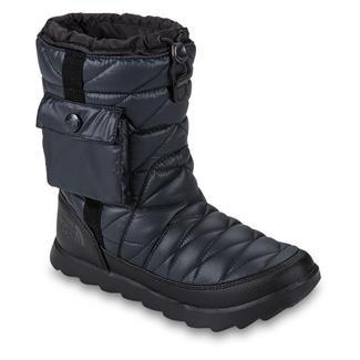 The North Face ThermoBall Bootie Shiny TNF Black / TNF Black