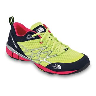 The North Face Ultra Kilowatt Dayglo Yellow / Rocket Red