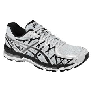 ASICS GEL-Kayano 20 White / Black / Lightning