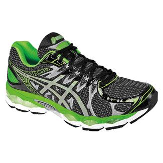 ASICS GEL-Nimbus 16 Lite-Show Black / Apple Green / Silver