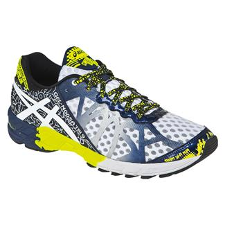 ASICS GEL-Noosa Tri 9 White / Navy / Flash Yellow