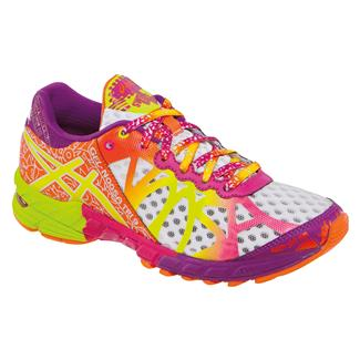 ASICS GEL-Noosa Tri 9 White / Flash Yellow / Plum