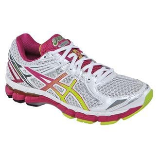 ASICS GT-2000 2 White / Lime / Raspberry