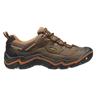 Keen Durand Low WP Cascade Brown / Glazed Ginger