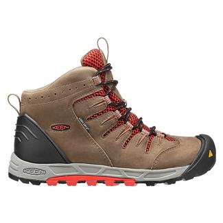 Keen Bryce Mid WP Brindle / Hot Coral