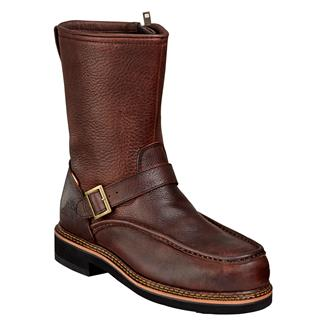 "Thorogood 8"" English Moc Wellington ST WP SZ Brown"