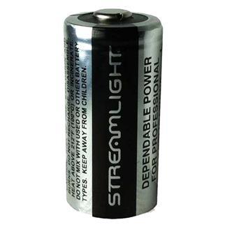 Streamlight CR123 Batteries Six Pack
