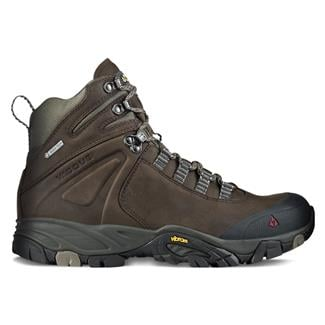 Vasque Taku GTX Slate Brown / Rumba Red