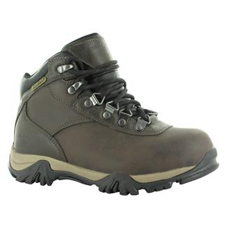 Kids' Hi-Tec Altitude V WP Dark Chocolate