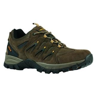 Hi-Tec Scrambler Low Smokey Brown / Saffron