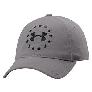 Under Armour Freedom Hat Storm / Black