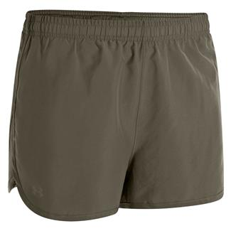 Under Armour Tac Training Shorts Marine OD Green
