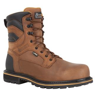 "Rocky 8"" Governor 800G GTX CT Brown"