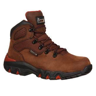 "Rocky 6"" Bigfoot WP Brown"
